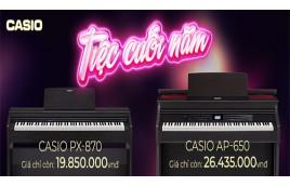 Đại tiệc Casio – Giảm đến 15%