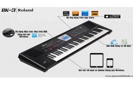 Đàn organ Roland có gì nổi bật?