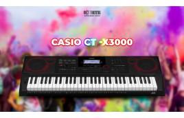 Casio CT-X3000: Cây đàn làm mưa làm gió trong năm 2018