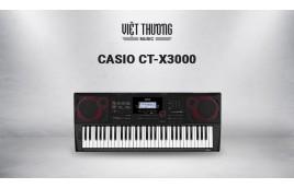 Hướng dẫn cách thu âm trên đàn Organ Casio CT-X3000