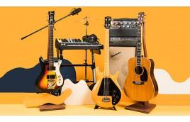 Top 5 đàn Guitar dành cho Band nhạc Hot nhất 2019