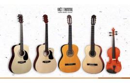 Bảng giá đàn Guitar Suzuki, Guitar Kapok mới nhất 2019