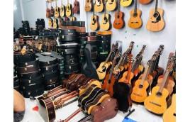 Có nên mua đàn guitar acoustic cũ để học không?