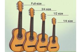 Cách chọn đàn guitar cho người mới tập chơi đơn giản nhất