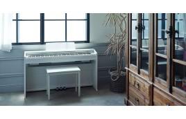 Casio Privia Piano: Giải pháp âm thanh hoàn hảo cho gia đình có không gian nhỏ