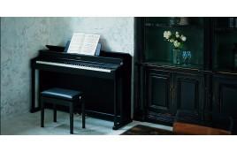 Đàn Piano điện Casio AP-470: Vẻ đẹp khó cưỡng từ cái nhìn đầu tiên