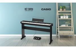 Combo đàn Piano điện Casio CDP-S350: Giải pháp tập luyện lý tưởng cho người mới bắt đầu
