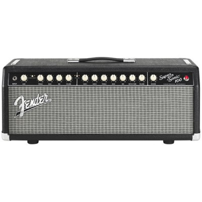 Fender Amply Điện Head Super Sonic