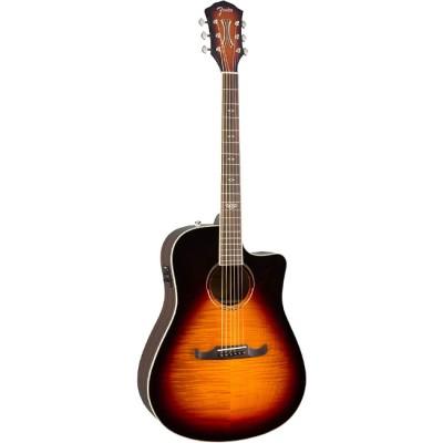 Fender-T-Bucket 300-Ce FLM MPL 3TS V3