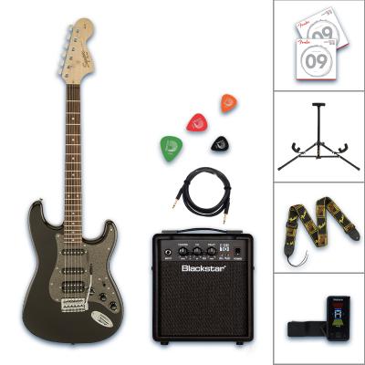 Combo Guitar Fender Squier Affinity Strat HSS