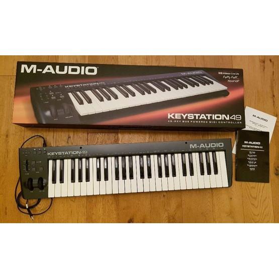 M-AUDIO Key Station 49 II