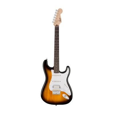 Fender Squier Bullet Strat HT HSS Brown Sunburst