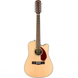 Fender CD-140SCE-12 NAT W...