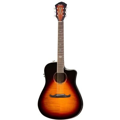 Fender T-bucket 300-CE FLM MPL