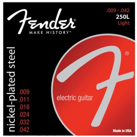 Fender 250l Nickel Plated...