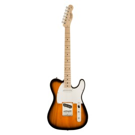 Squier Tele Maple Fingerb...