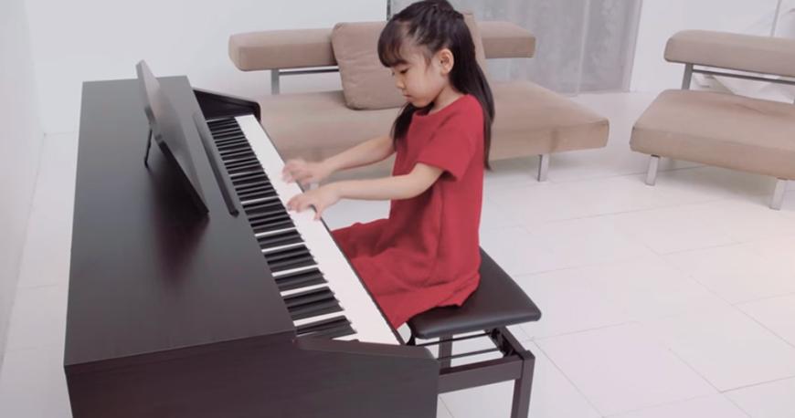 Đàn Piano điện RP-30 có thực sự phù hợp cho trẻ?