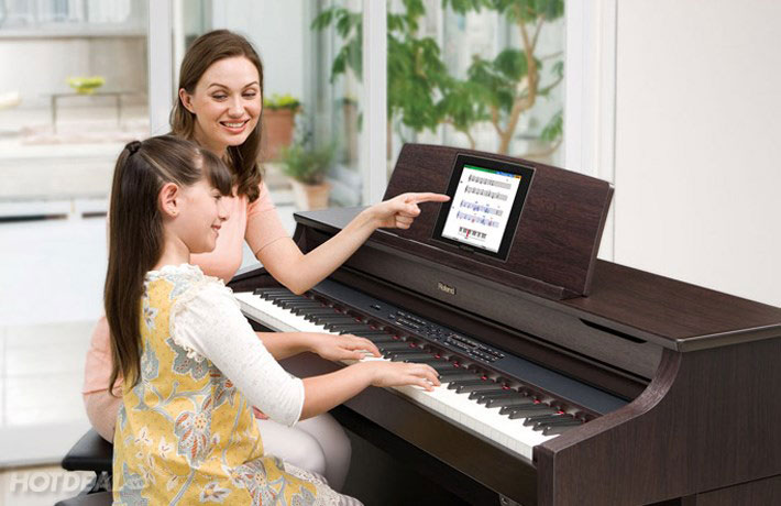 Nên chọn đàn piano giá bao nhiêu khi mới tập