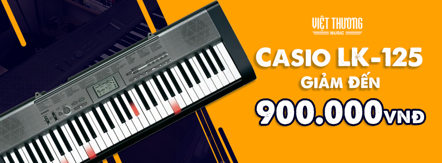 Casio LK-125