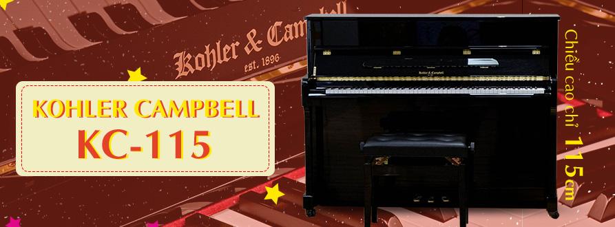 Kohler & Campbell KC115D