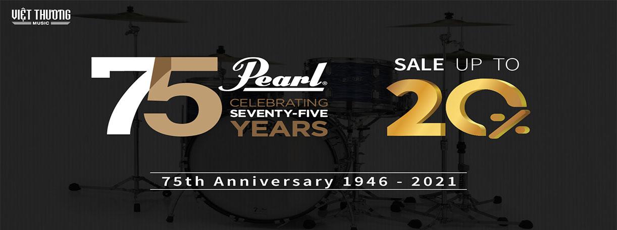 KM 75 Năm Thành Lập Pearl