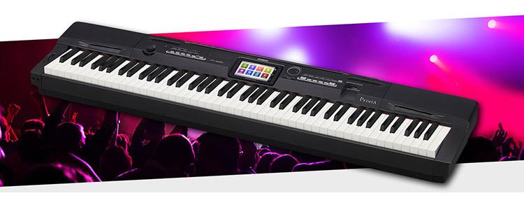 Đàn Piano Casio PX-360M là dòng sản phẩm được cải tiến từ Model PX-350M