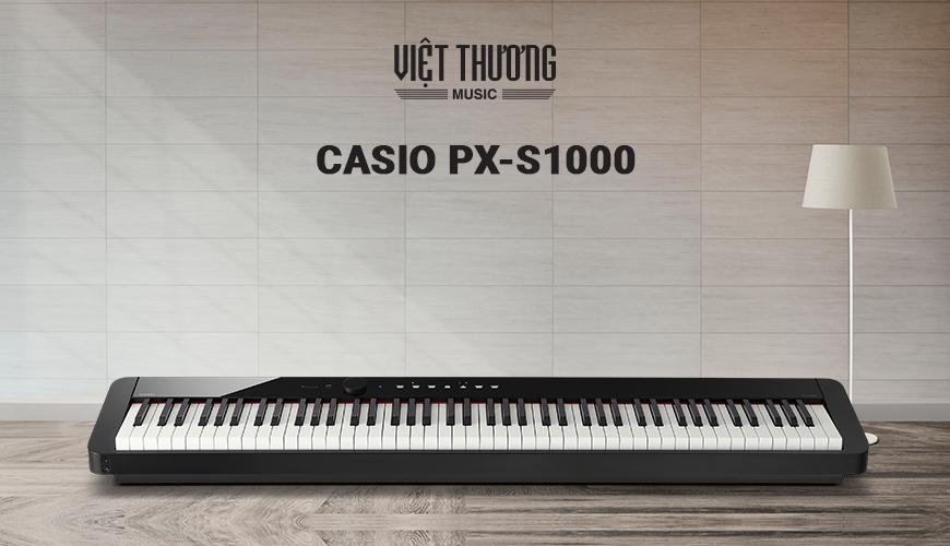 phím đàn piano điện casio px-s1000