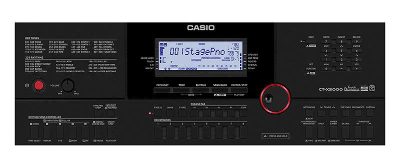 Bộ ghi MIDI 17 rãnh để ghi âm sáng tác nhạc của riêng bạn