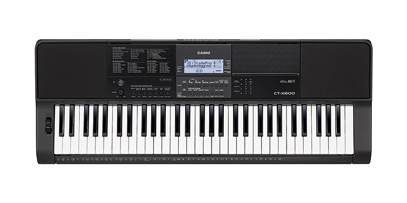 sản phẩm CT-X800 được trang bị nguồn âm thanh AiX