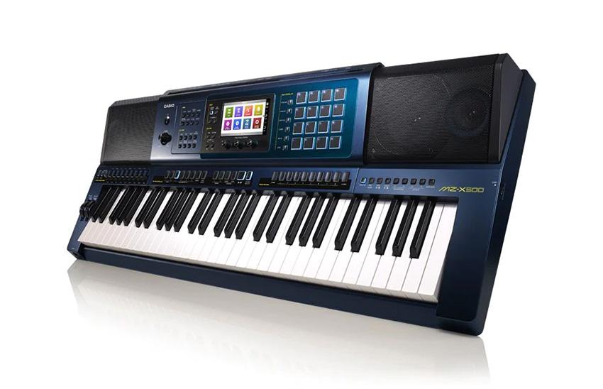 Bộ phối âm mẫu cho phép người dùng đặt và lưu các kiểu nhạc đệm độc đáo