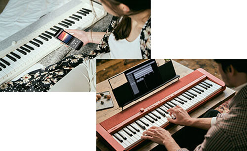 Casiotone cts1