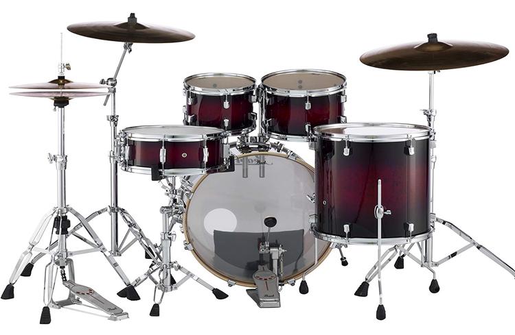 Pearl DMP925SP/C bộ trống Jazz hoàn hảo 22-inch bằng gỗ Maple