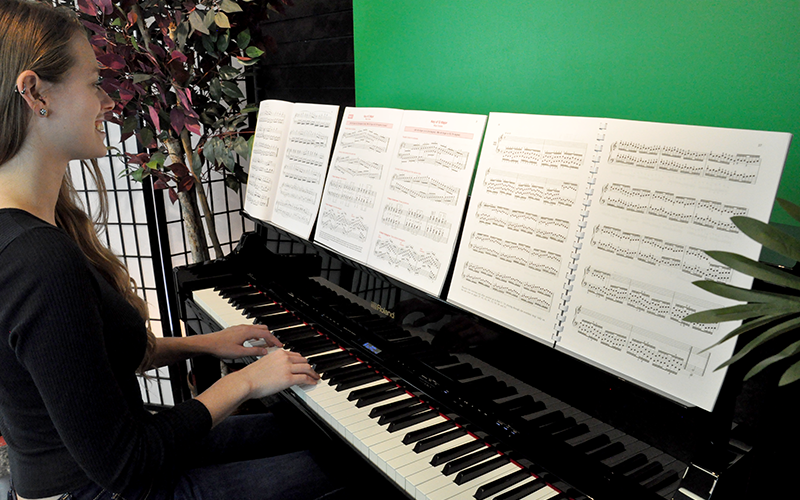 Đàn Piano điện Roland LX-17PE thiết kế chuyên nghiệp