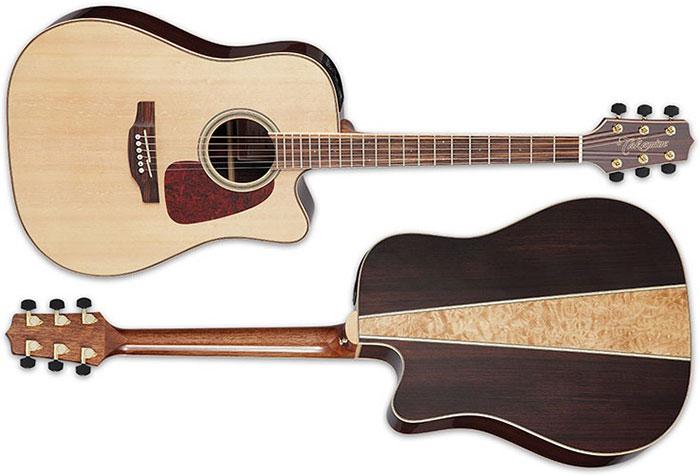 Đàn guitar Takamine GD93CE nổi bật với vẻ ngoài tinh tế, hiện đại