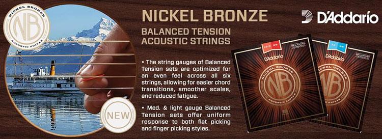 dây đồng Nickel cho ra giai điệu tự nhiên