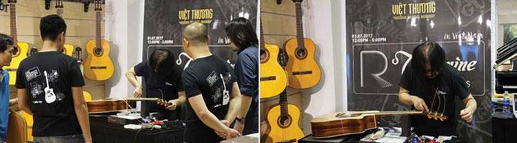 Tại sao chăm sóc đàn guitar là quan trọng
