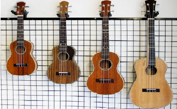 Đàn ukulele là loại đàn được nhiều người tìm kiếm để chơi