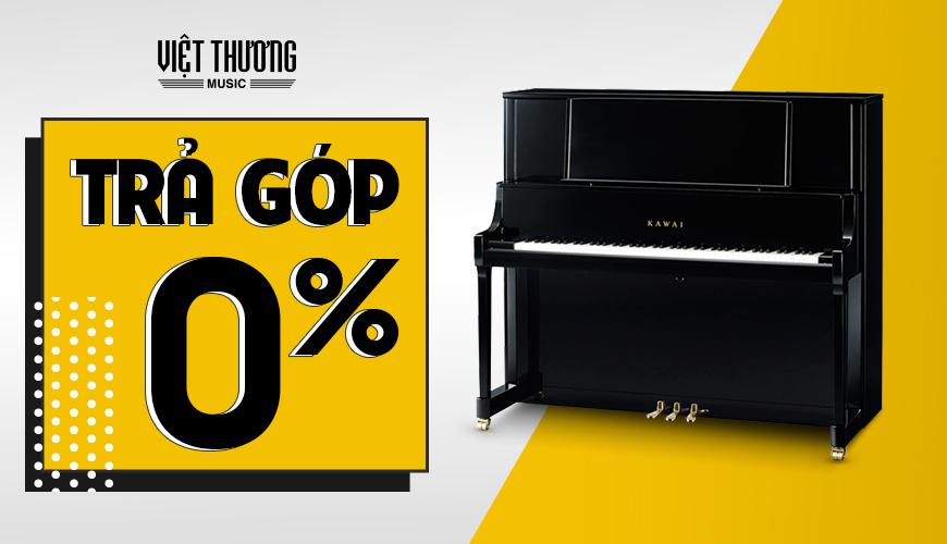 mua đàn piano trả góp 0% tại việt thương shop