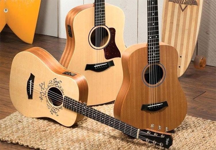 Hãy sử dụng ghi chép về các cây đàn guitar mà bạn muốn mua