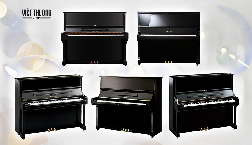 top 5 địa chỉ bán đàn piano uy tín tại hà nội