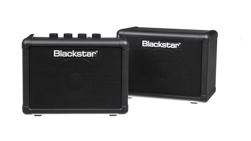 Blackstar Fly Pack là một bộ Combo bao gồm Fly 3 hoặc Fly 3 Vintage và Fly 103