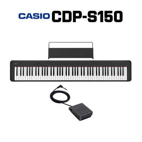 dan piano dien casio cdp-s150