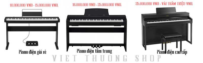 Đàn piano điện - Việt Thương Shop