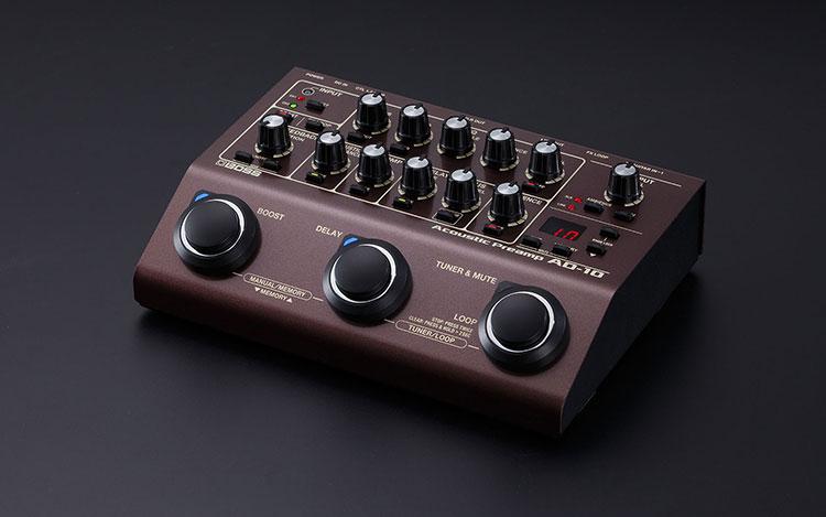 Boss AD10 sẽ mang lại cho bạn một chất lượng âm thanh đầu ra đủ sức hấp dẫn