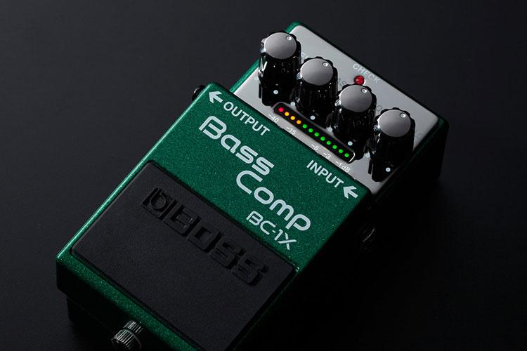 Boss BC-1X là một thiết bị xử lý âm thanh chuyên nghiệp