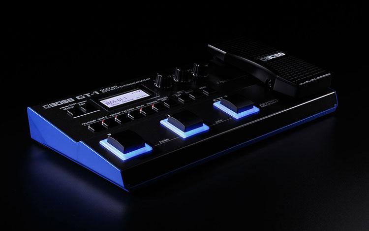 Boss GT1-EXPcó thiết kế nhỏ gọn, âm thanh đẳng cấp