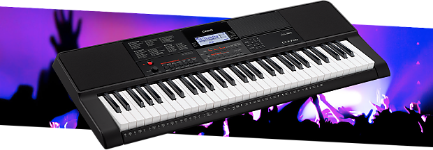 Đàn Organ Casio CT-X700 có chất lượng âm thanh tuyệt vời