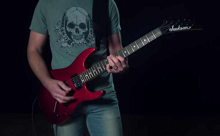 Đàn guitar điện Jackson JS11 thuộc dòng JS