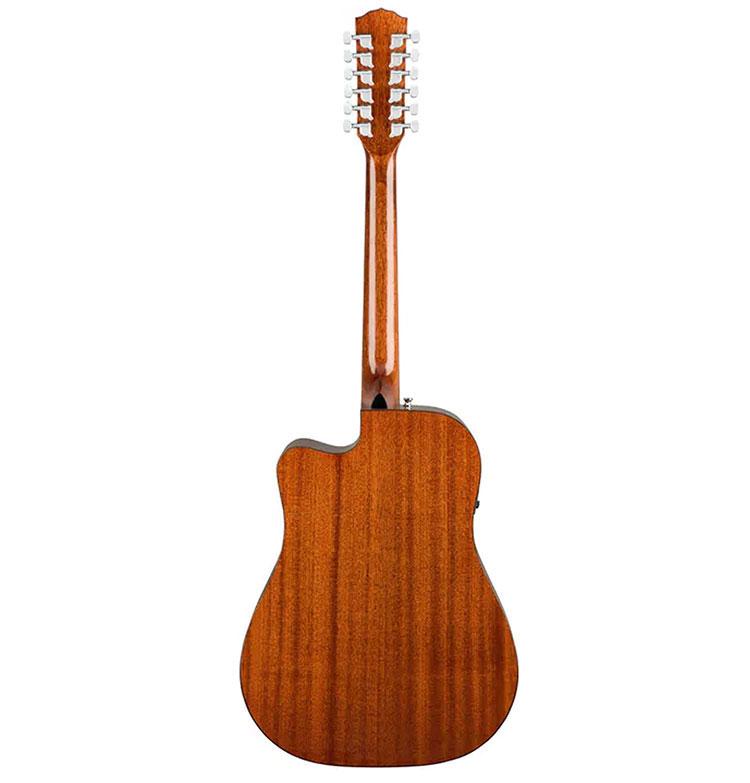 Đàn guitar Fender CD-60SCE 12-String có âm thanh tuyệt vời