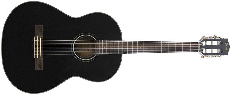 Guitar Fender CN-60S Classical có hai phiên bản màu để người chơi chọn lựa